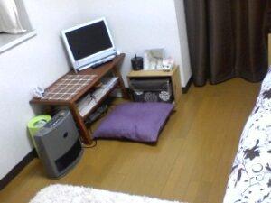ひとり暮らし汚部屋