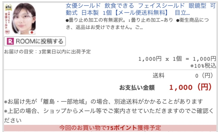 手取り17万円の家計簿