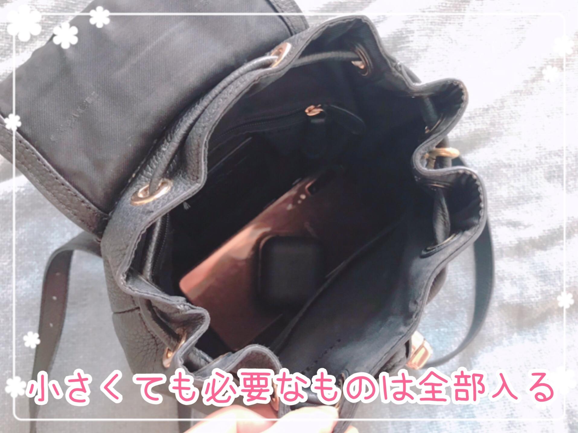 ゆるミニマリスト 持っているバッグ