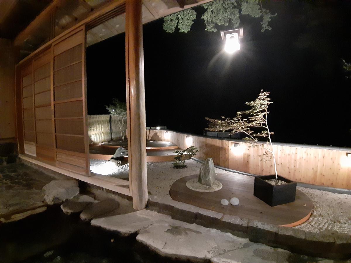 ホテル仙景の離れ山家荘